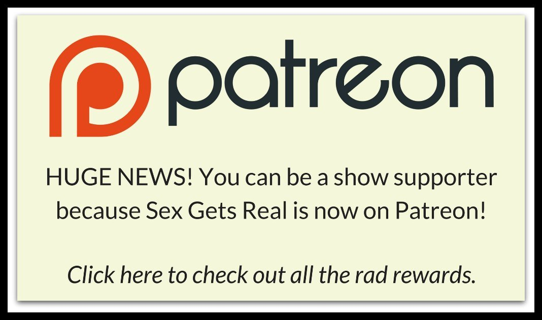 You can now support the show on Patreon!
