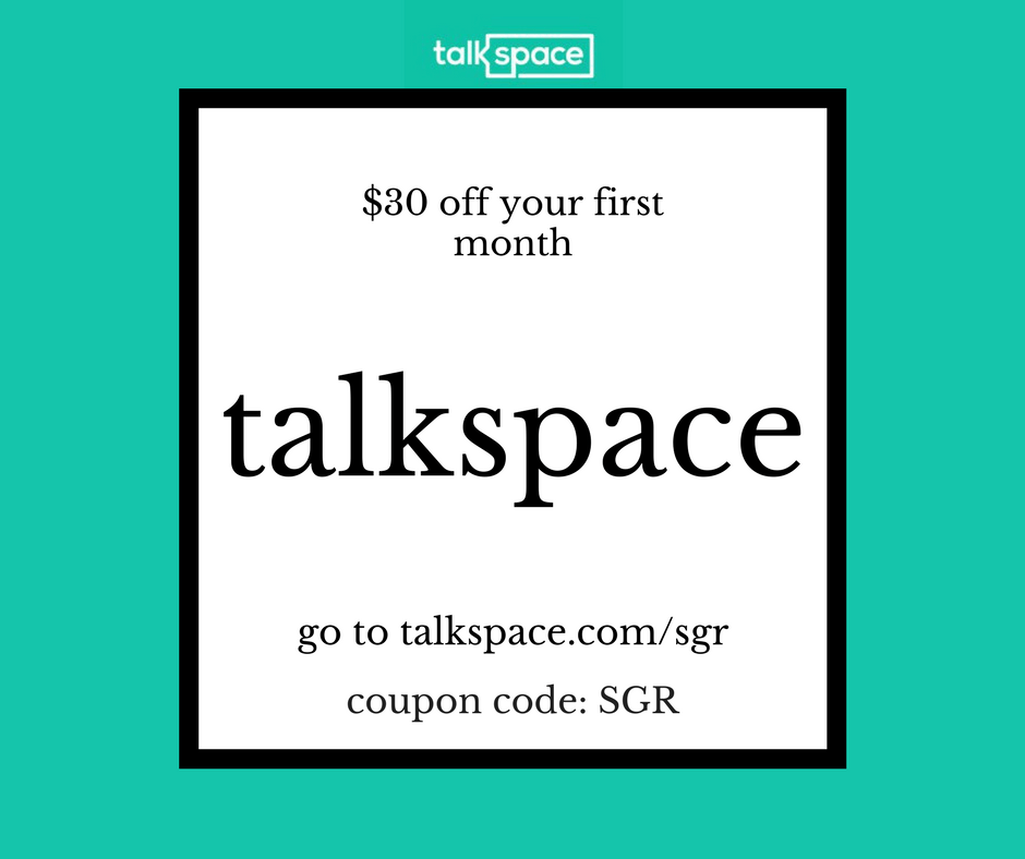 Sex Gets Real listeners get $30 off their first month of therapy with Talkspace