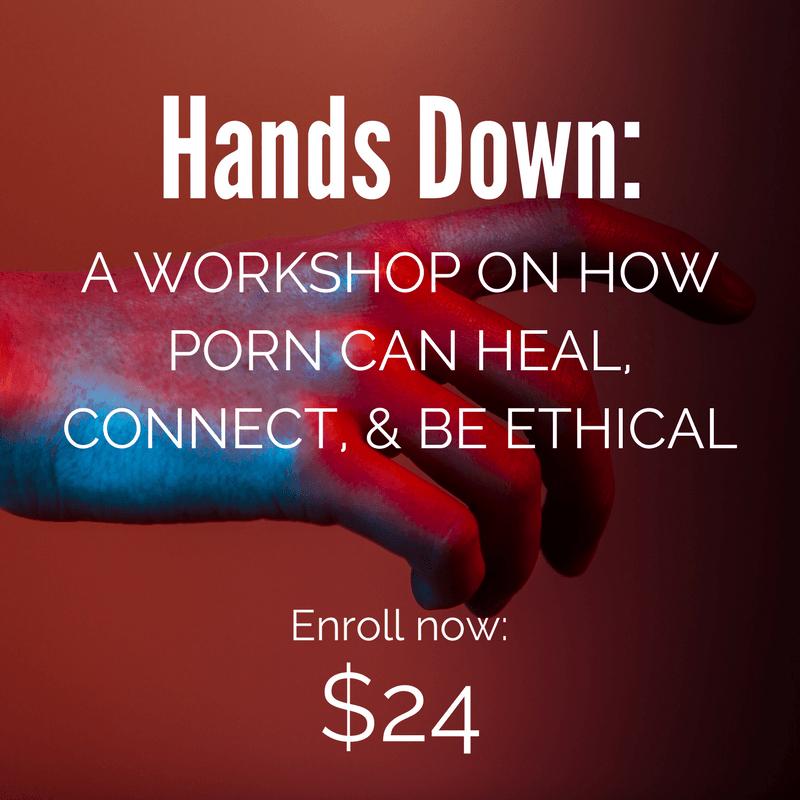 Dawn Serra's new porn workshop is here!